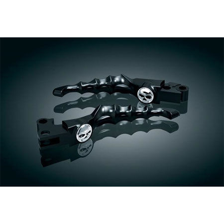ZOMBIE LEVERS GLOSS BLACK