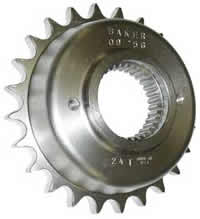 BAKER SPROCKET OFFSET