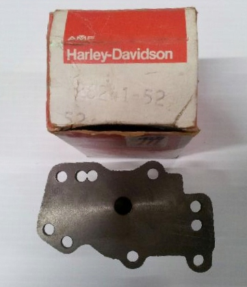 OIL PUMP COVER