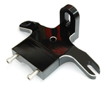 TOP MOTOR MOUNT BLACK