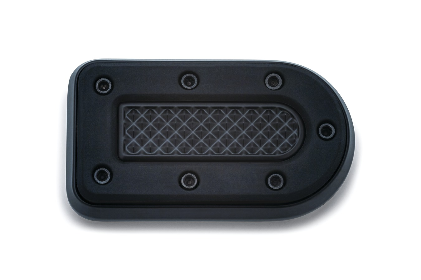 HEAVY INDUSTRY BRAKE PEDAL PADS BLACK