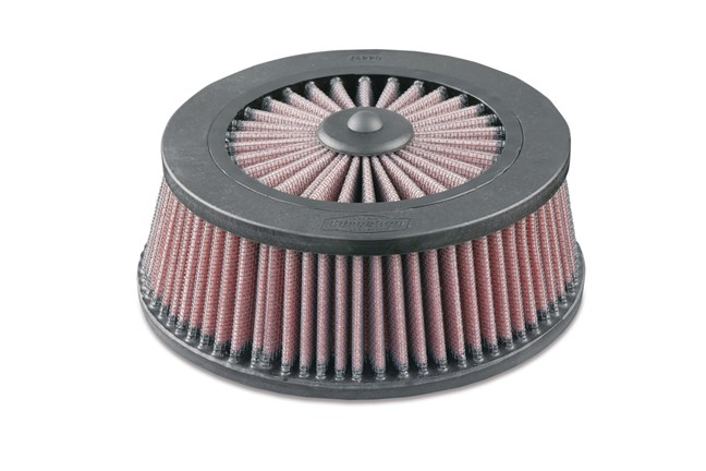 K & N AIR FILTER REPLACEMENT