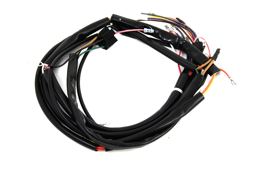 wiring harnesses cnc cycle works rh cnccycles com au
