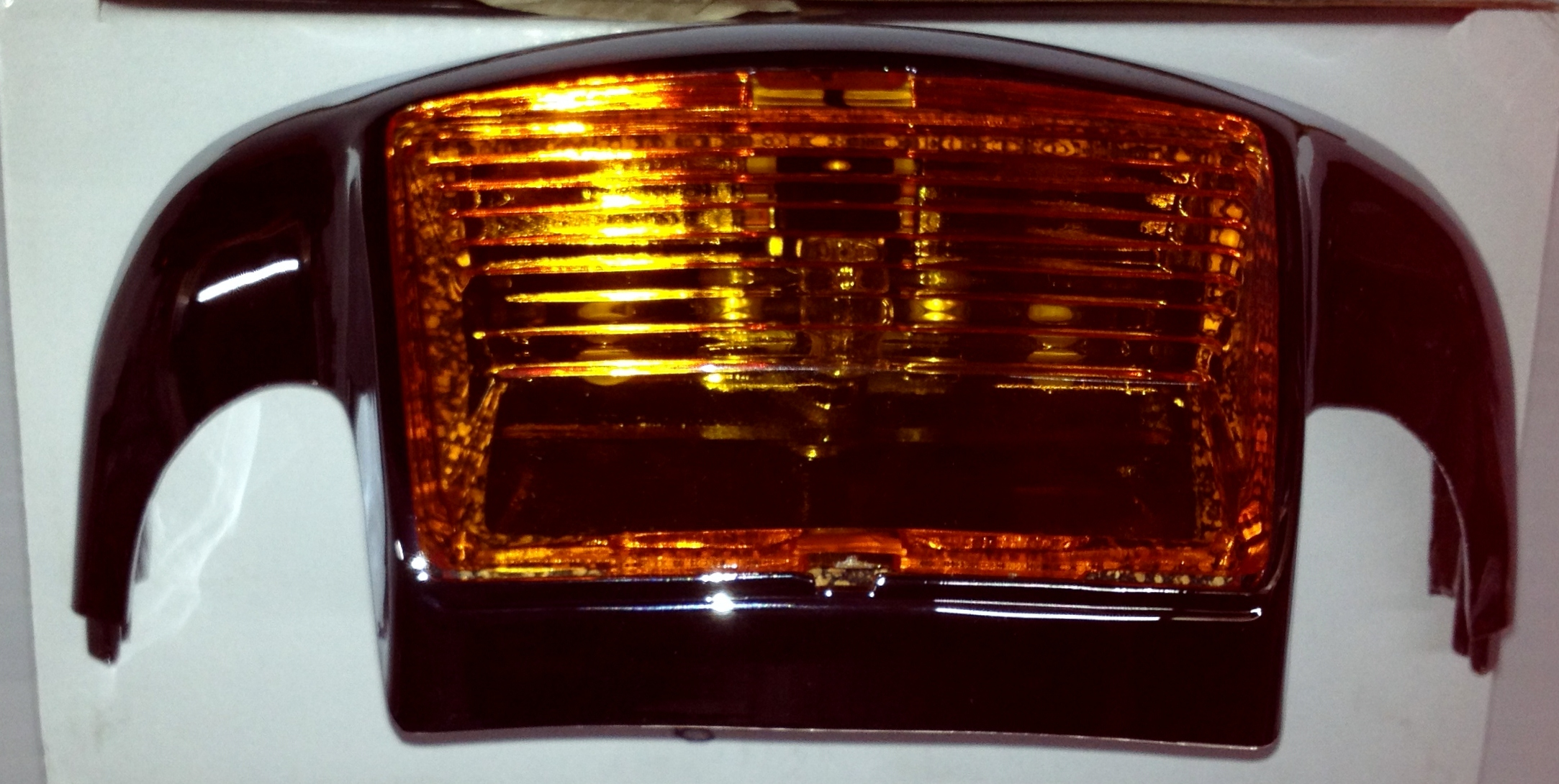 FENDER LIGHT FRONT