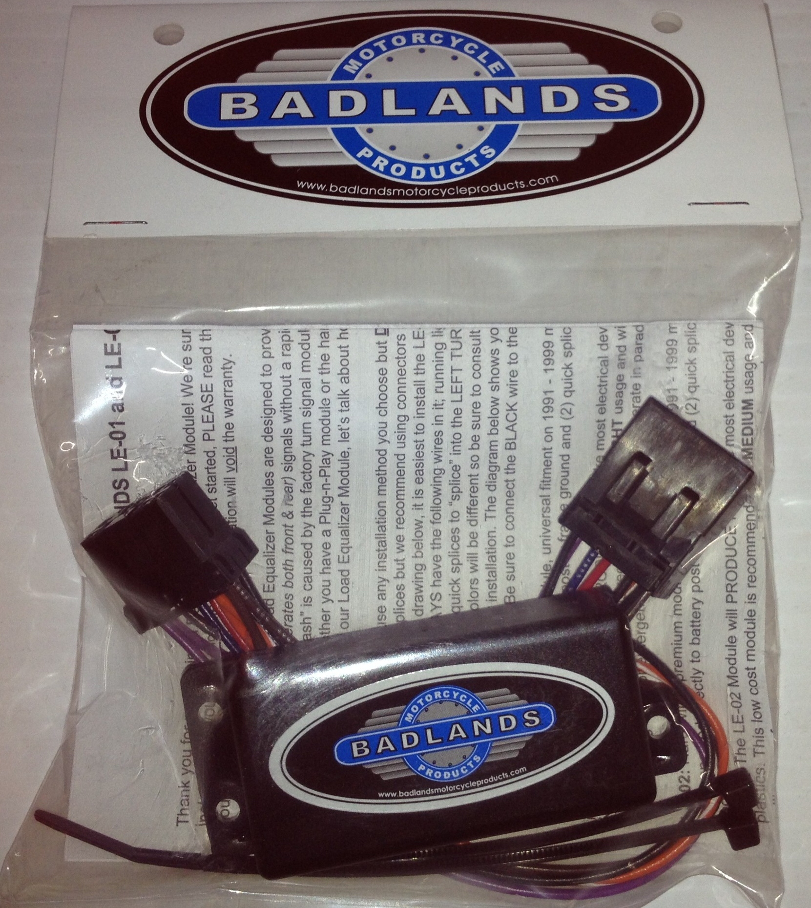 BADLANDER LOAD EQUALIZER