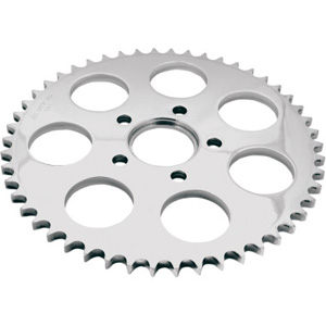 REAR SPROCKET 48T CHROME