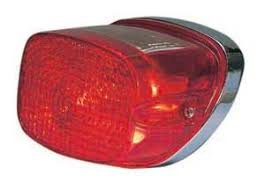 TAILLIGHT E DOT APPROVED
