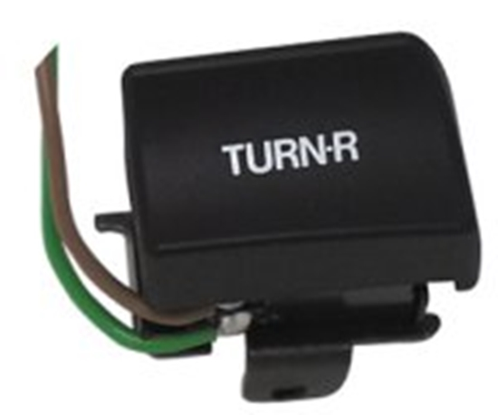 TURN SWITCH R/H BLACK
