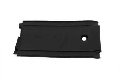 TANK PANEL RUBBER BLACK