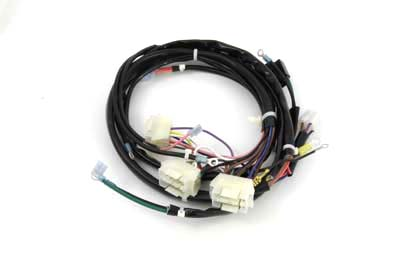 techno isel cnc wiring diagram wiring harnesses & accessories | cnc cycle works cnc wiring harness