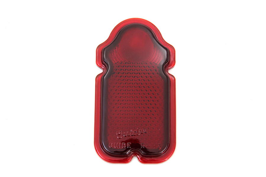 TOMBSTONE TAIL LIGHT RED LENS