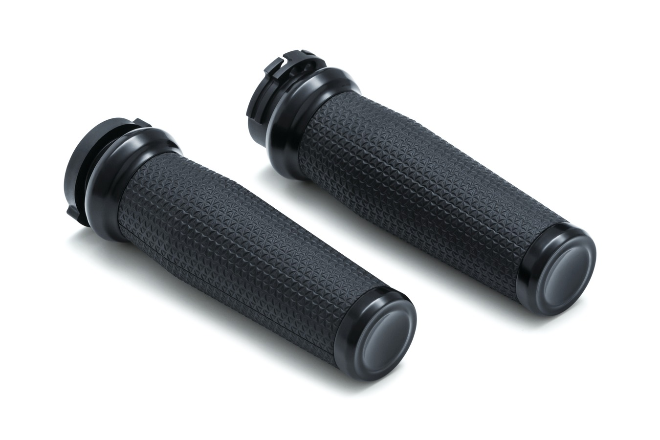 THRESHER GRIPS SATIN BLACK