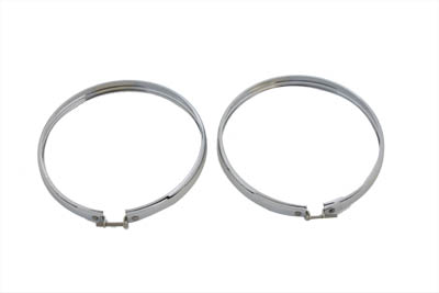 HEADLAMP OUTER RIM SET 5-3/4