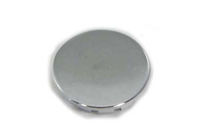 CHROME FRAME HOLE PLUG