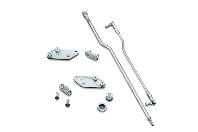 FORWARD CONTROL EXTENSION KIT CHROME