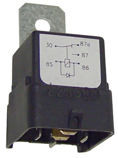 BOSCH TYPE STARTER RELAY