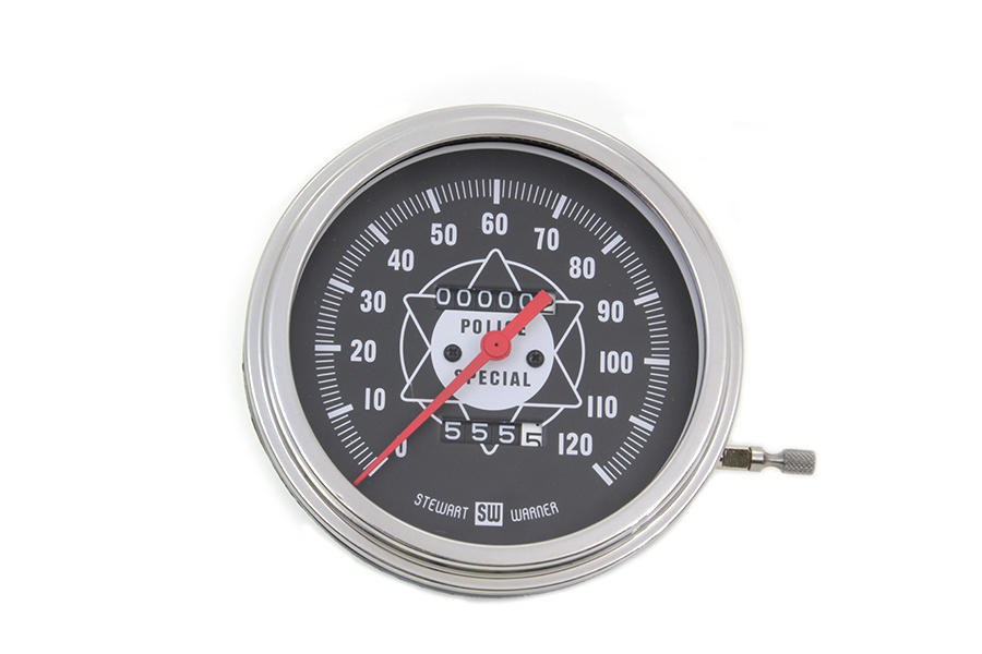 SPEEDOMETER 2.1 RATIO