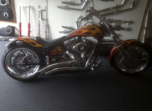 2005 IRONHORSE CHOPPER