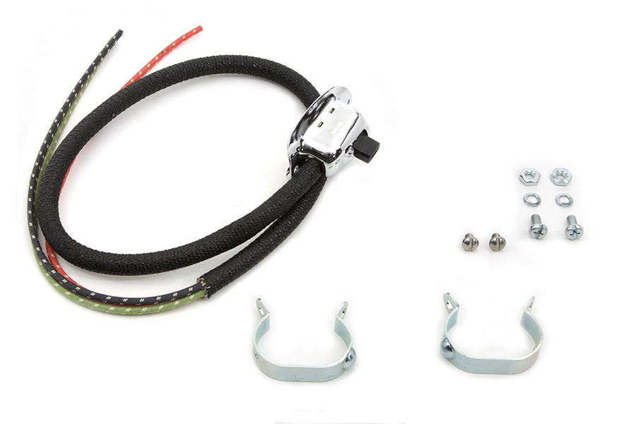 REPLICA HANDLEBAR DIRECTIONAL SIGNAL SWITCH KIT