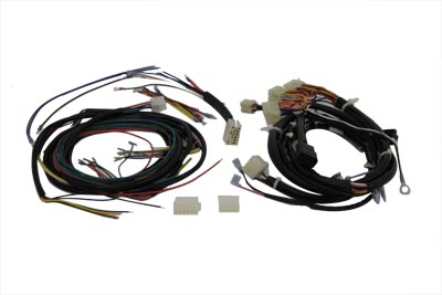 BUILDERS WIRING HARNESS USA MADE
