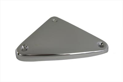 IGNITION MODULE COVER CHROME