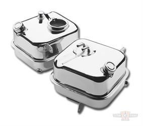REPLACEMENT OIL TANK CHROME