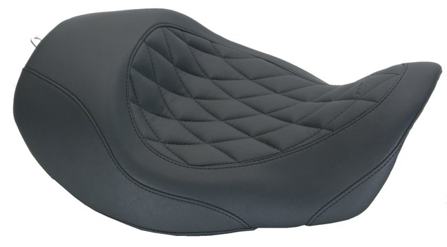 Mustang Harley Davidson Seats & Accessories | CNC Cycle Works