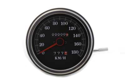 SPEEDOMETER 2:1 RATIO 0-180 KM/H