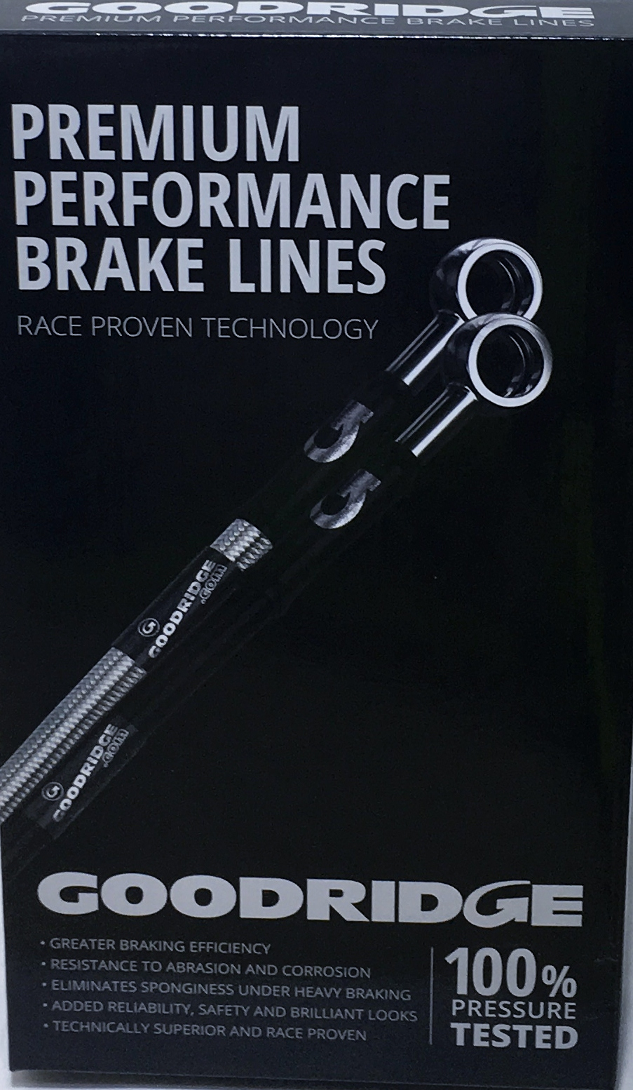 BRAKE LINE JUICE REAR BLACK