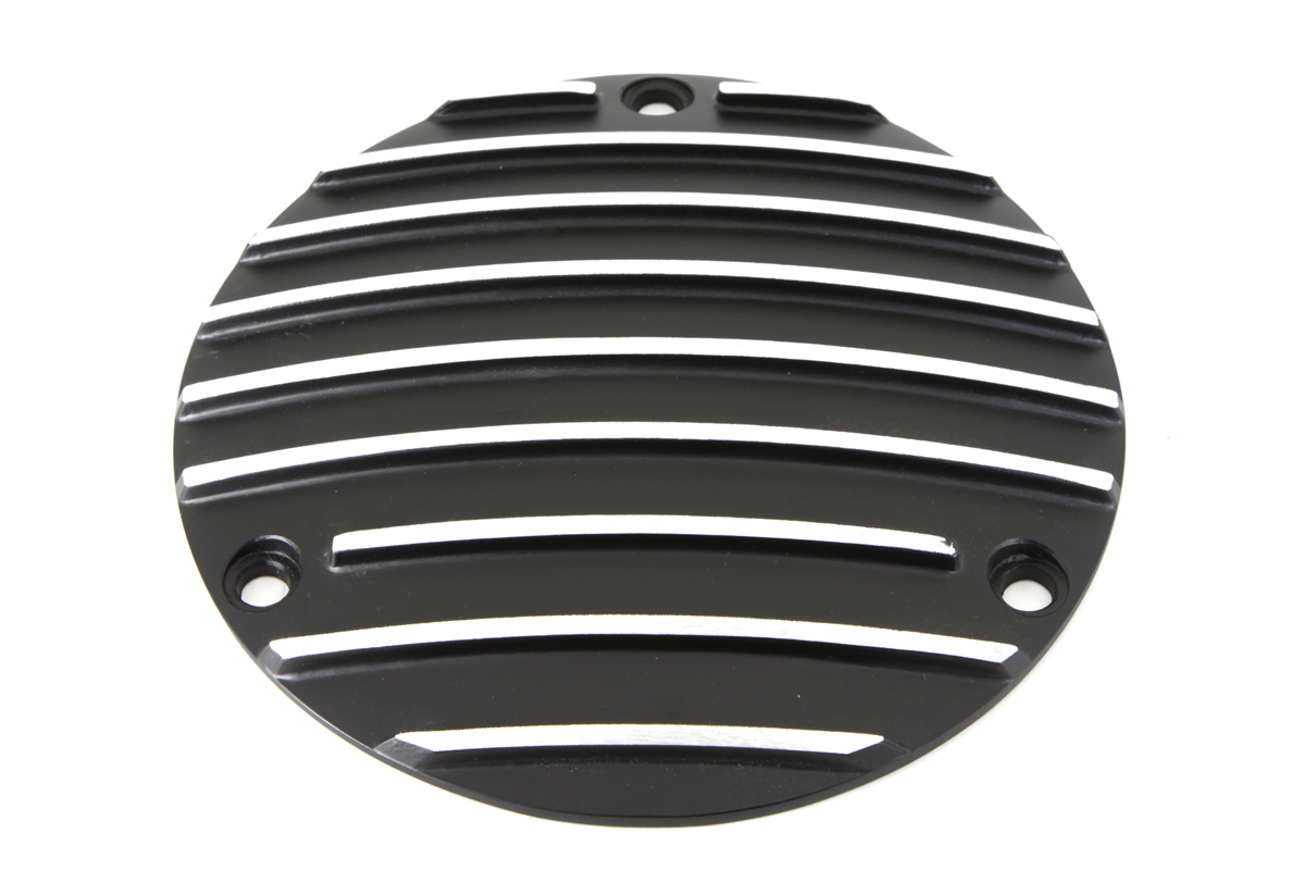 DERBY COVER FINNED BLACK