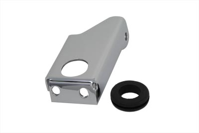 BATTERY TRAY MOUNT CHROME