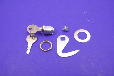 SADDLEBAG LOCK & HOOK KIT