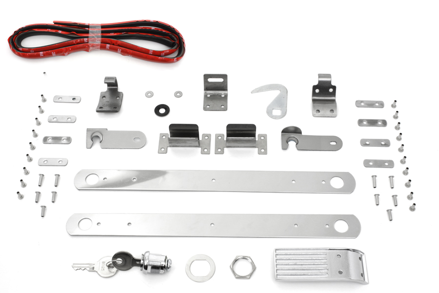 SADDLEBAG HARDWARE KIT