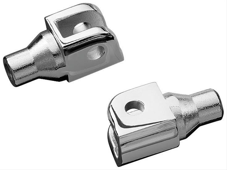 TAPERED PEG ADAPTERS CHROME