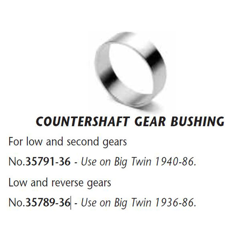 COUNTERSHAFT BUSH
