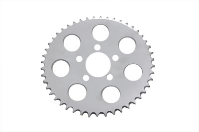 REAR SPROCKET 47 TOOTH ZINC