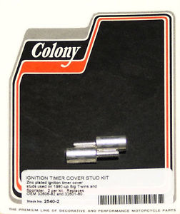 IGNITION TIMER COVER STUD KIT