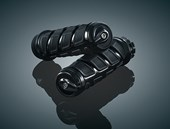 KINETIC GRIPS GLOSS BLACK