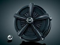 MACH 2 AIR CLEANER ALL BLACK (KIT)