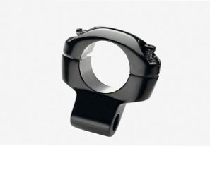 MIRROR CLAMP BLACK