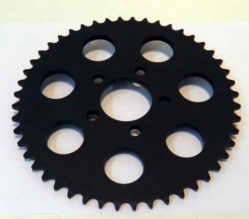 SPROCKET 49T 6MM OFF SET REAR BLACK