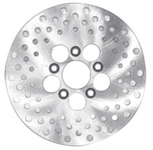 RUSSELL STRAINLESS BRAKE ROTOR FRONT & REAR 10