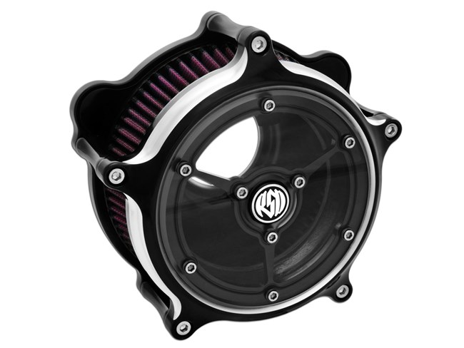 AIR CLEANER BLACK RSD CLARITY