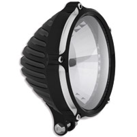 HEADLIGHT BLACK 5 3/4