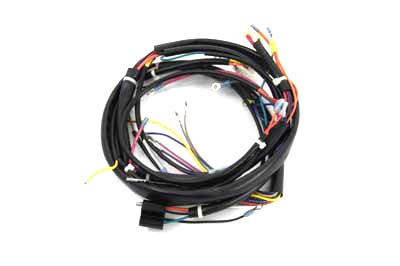 cnc wiring harness wiring harnesses & accessories | cnc cycle works